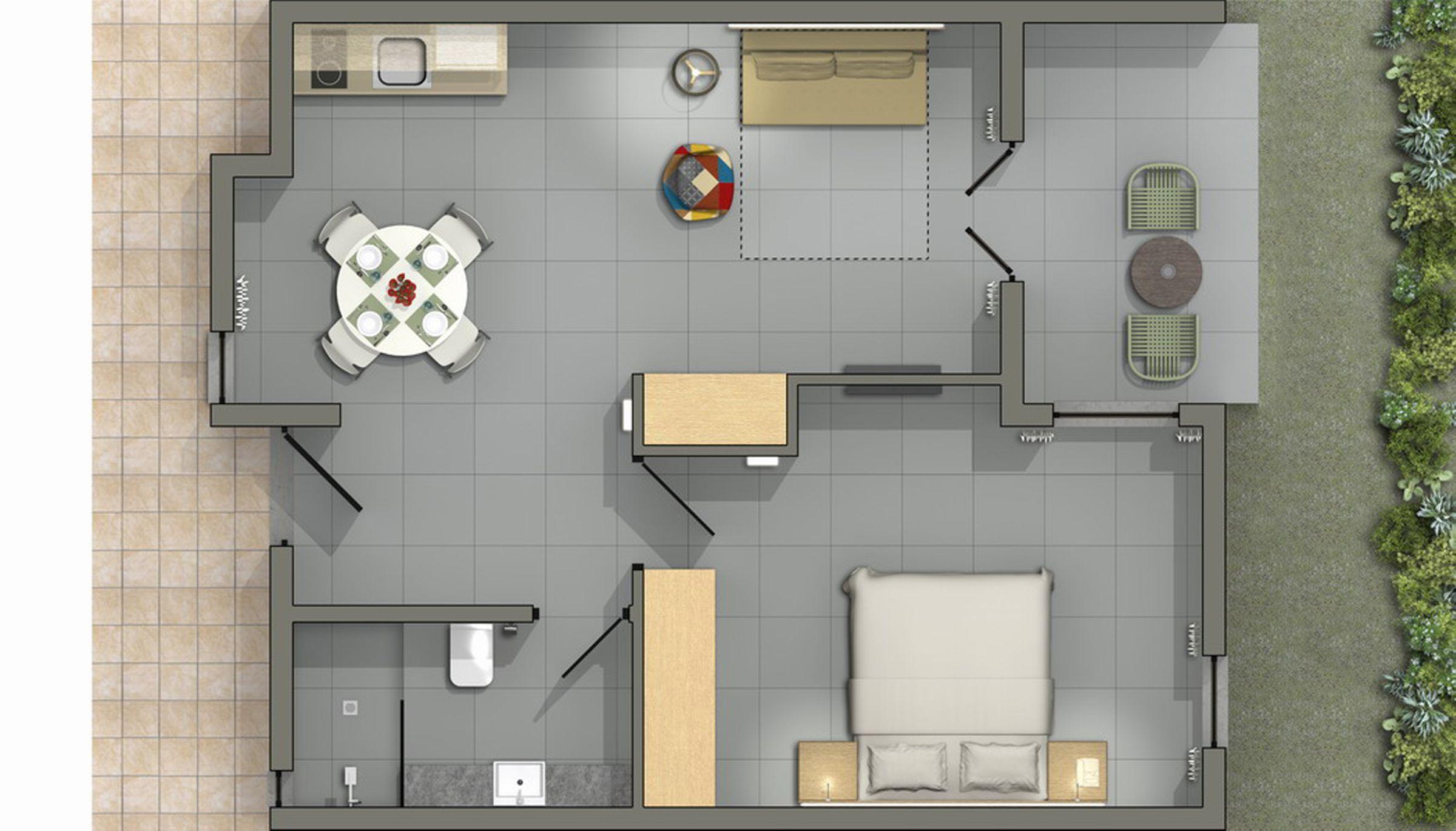 Sundance One Bedroom Apartment Large Low Sundance